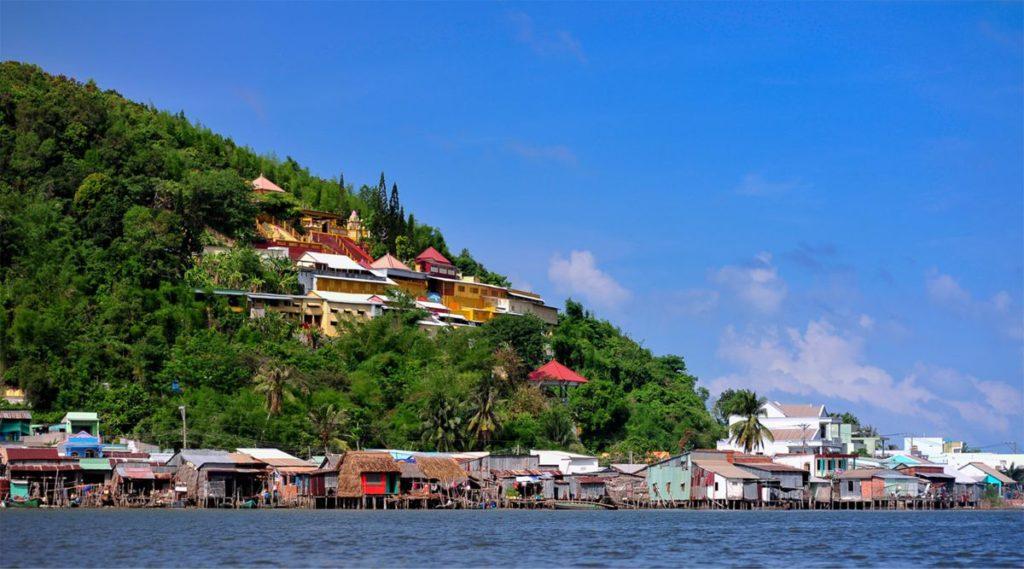 Ngoc Tien klooster