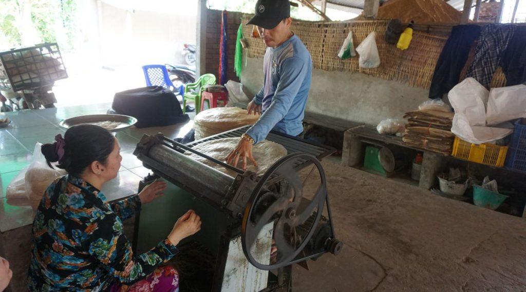 noedelfabriek Mekong