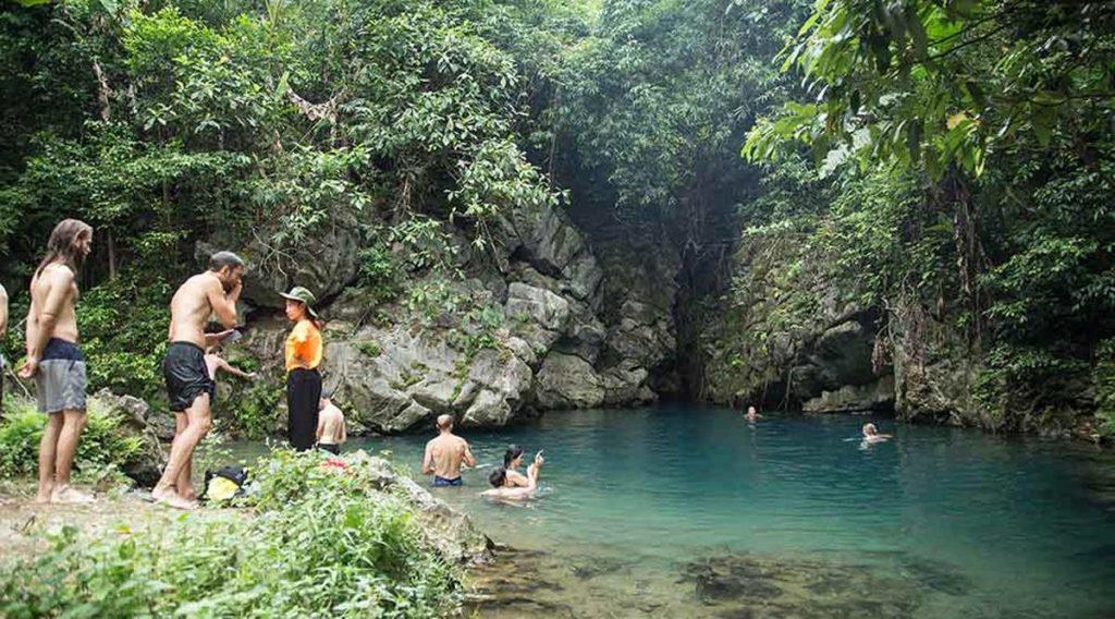 Phong Nha trekking