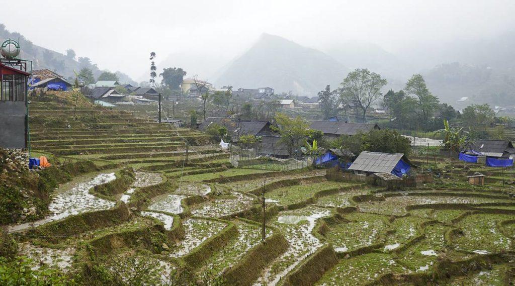 Y Linh Ho dorp Sapa