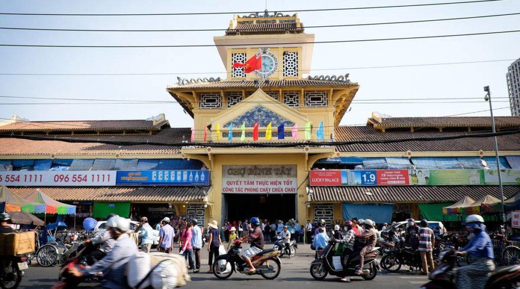 Binh Tay markt