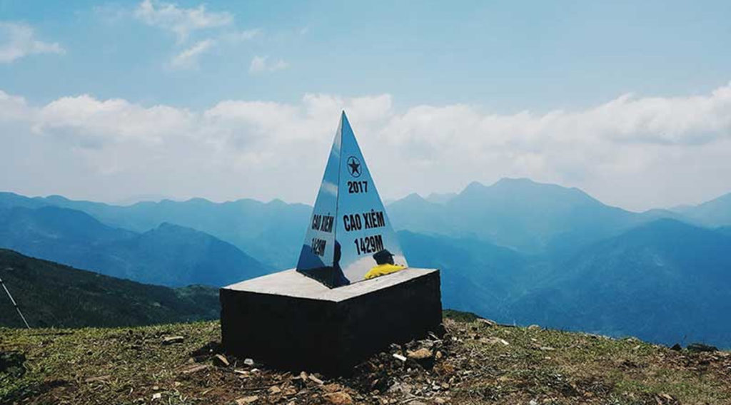 Coa Xiem berg