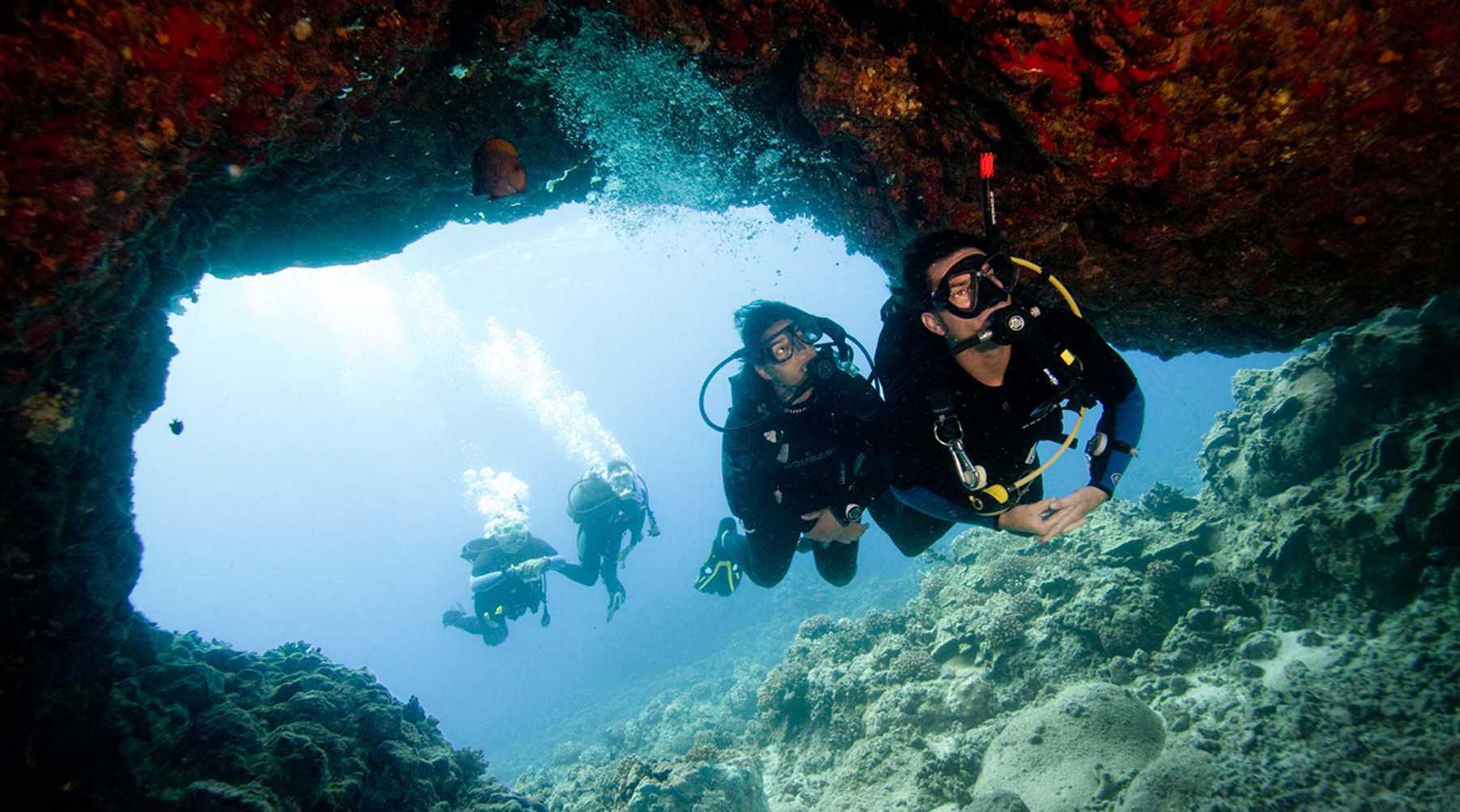 duiken Phu Quoc