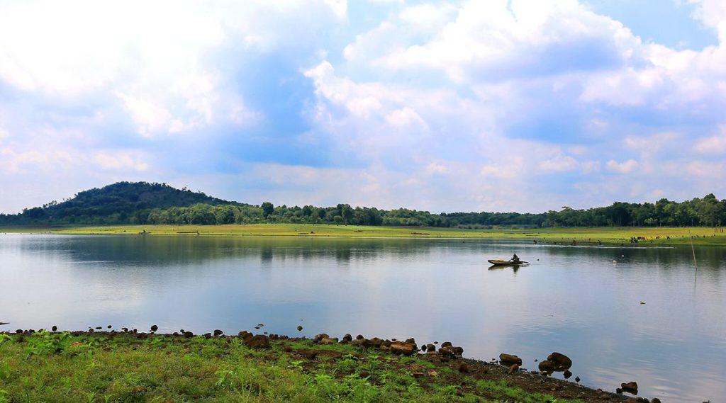 Ea Kao meer in Dak Lak