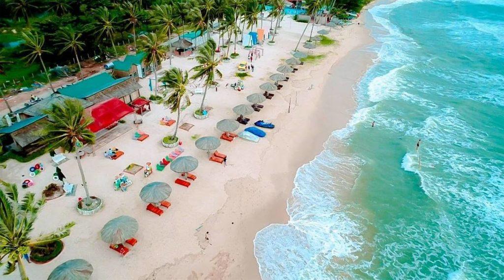 Golden Sand Bar Phu Quoc