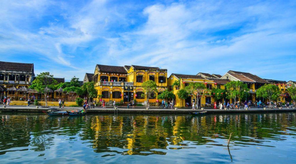 Hoi An mooiste stad Vietnam