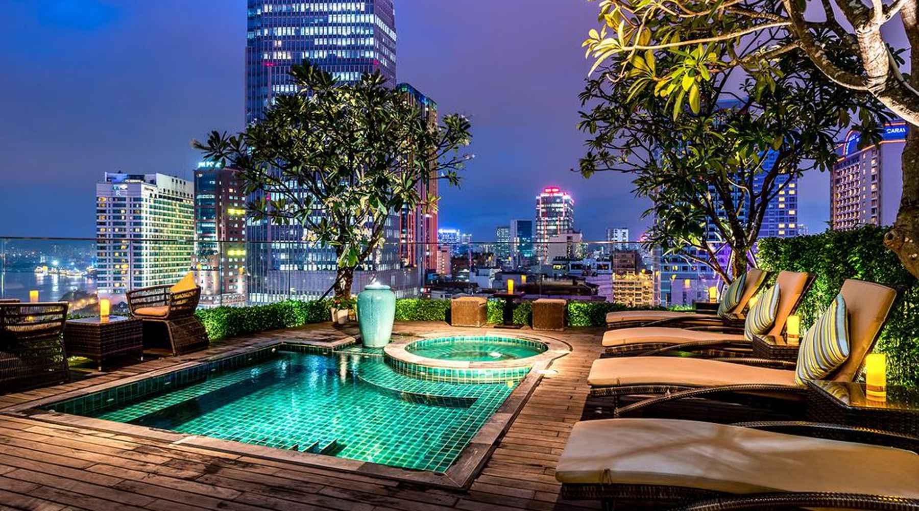 Hotel Ho Chi Minh City