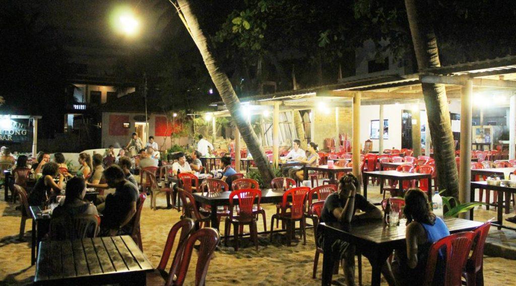 Mui Ne restaurant