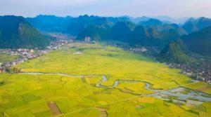 natuur in Vietnam