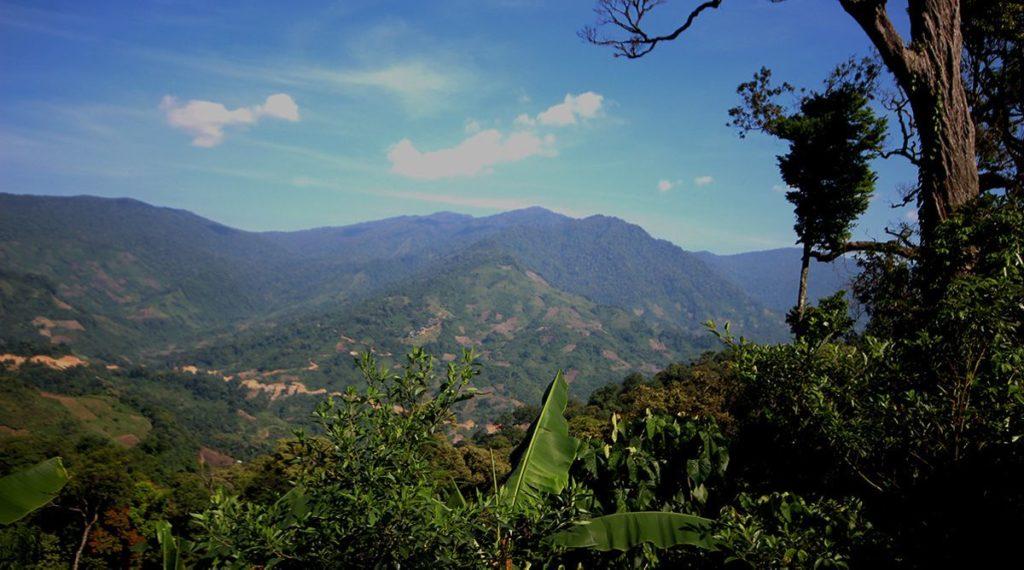 Ngoc Linh berg