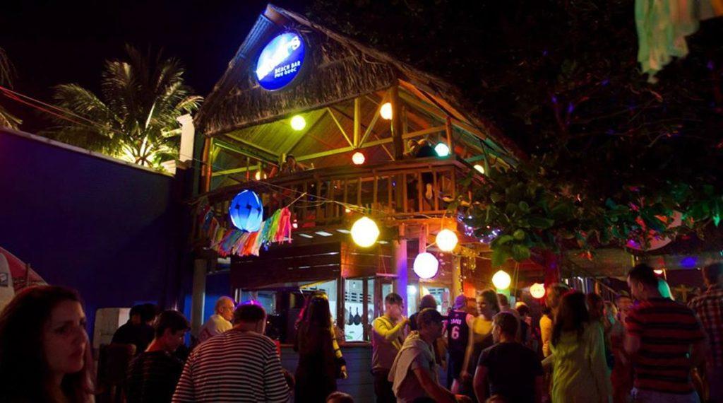 Rory's Beach Bar op Phu Quoc