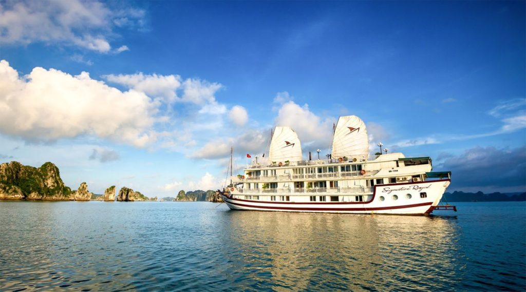 Signature Royal Bai Tu Long Bay Cruise
