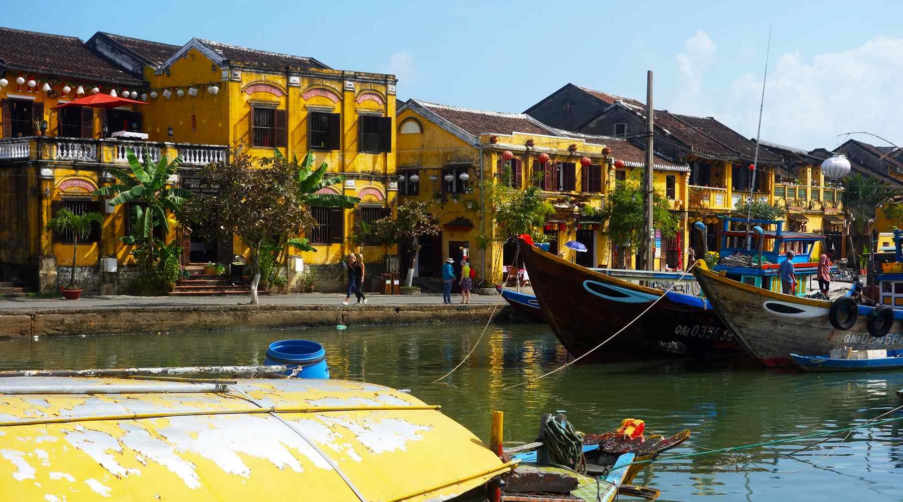 steden in Vietnam