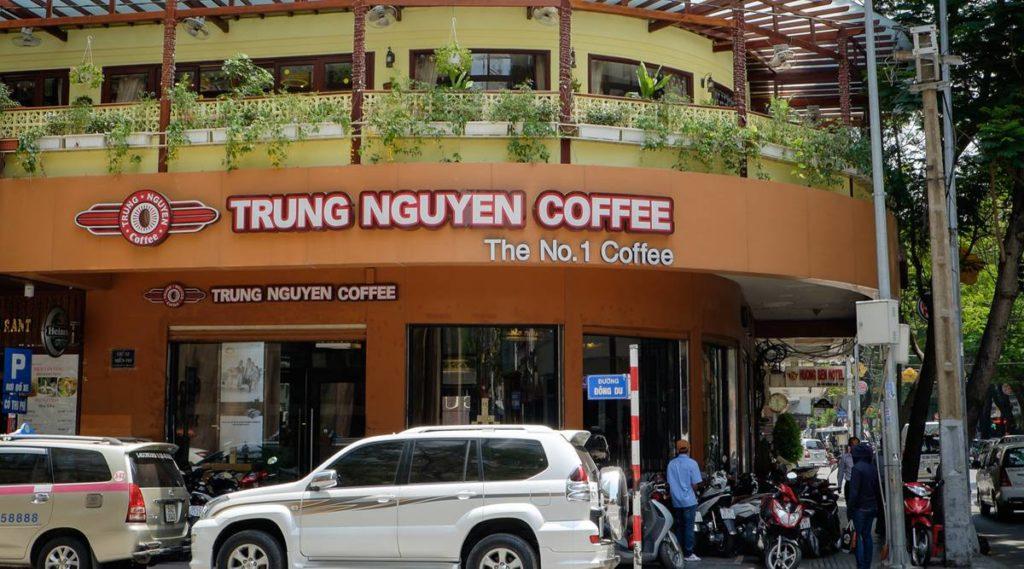 trung nguyen koffie kopen