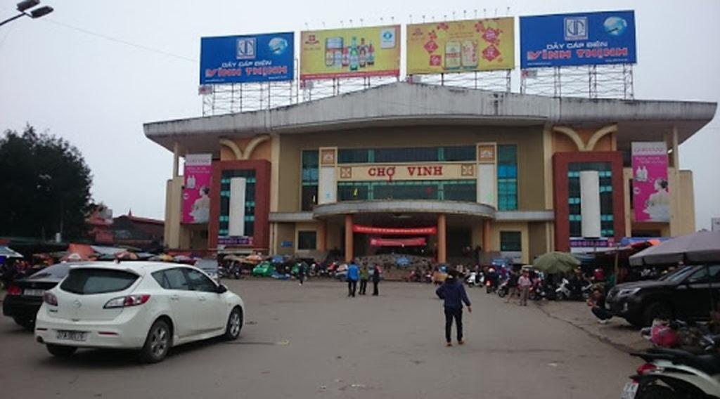 Vinh Markt