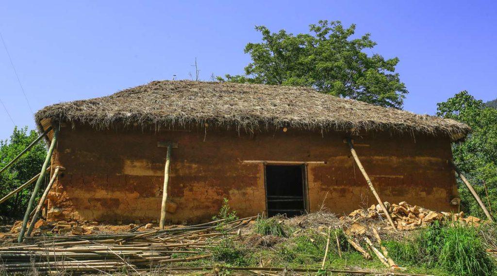 Hi Nhi dorp Vietnam