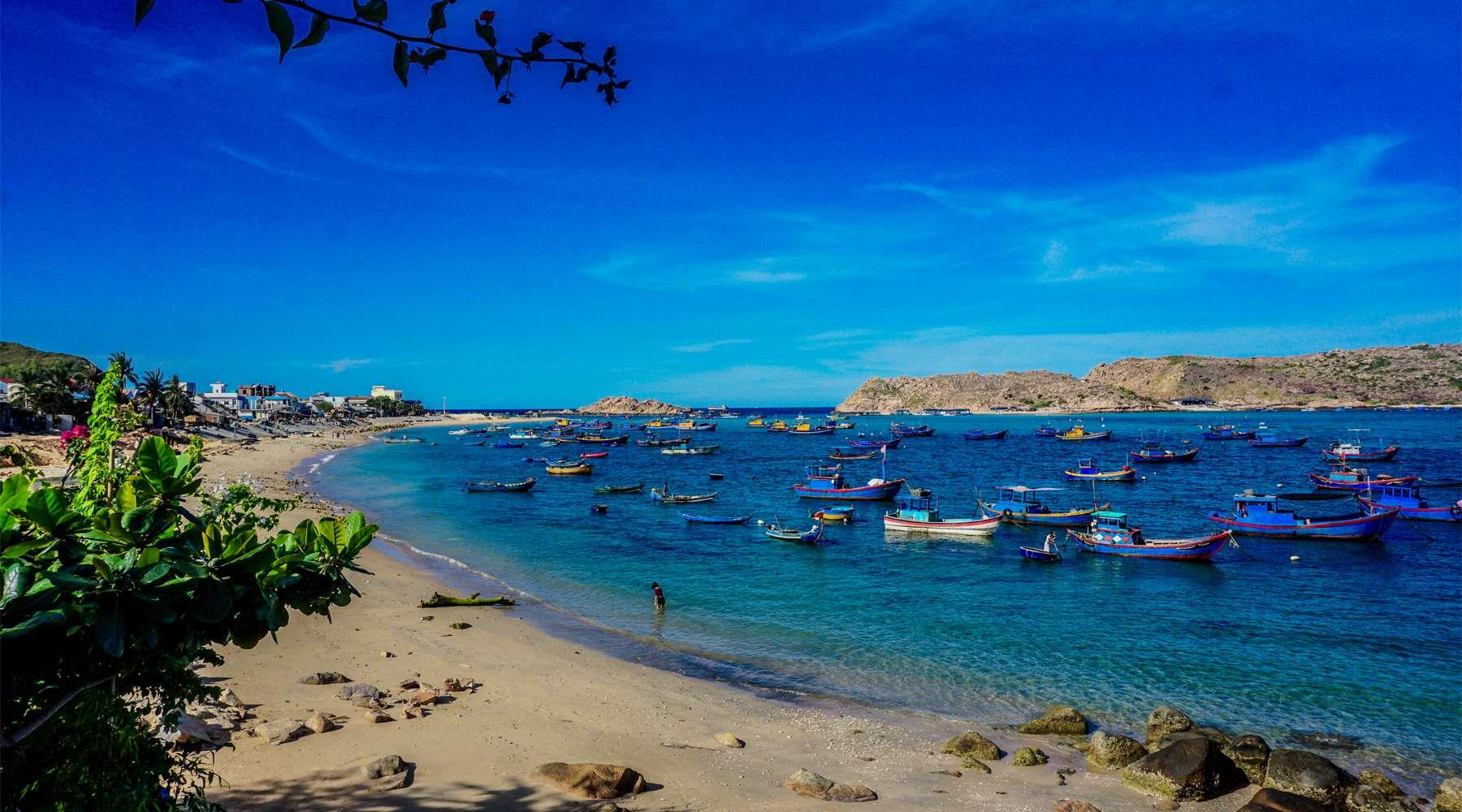 Vietnam zomer