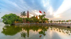 Tempel Vietnam