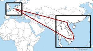 Rondreis Vietnam en Cambodja