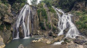 Go Lao waterval in Mai Chau