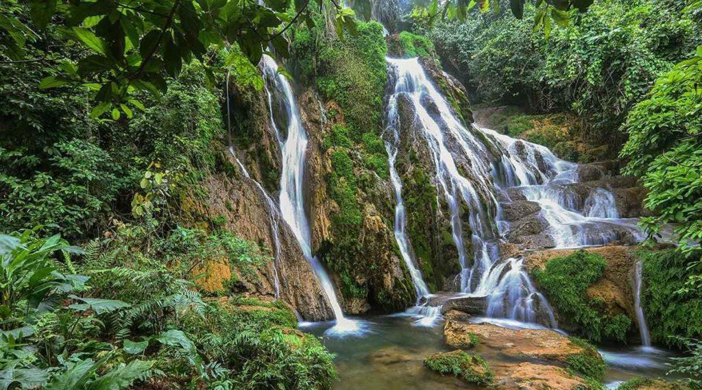 Pung Waterval Mai Chau