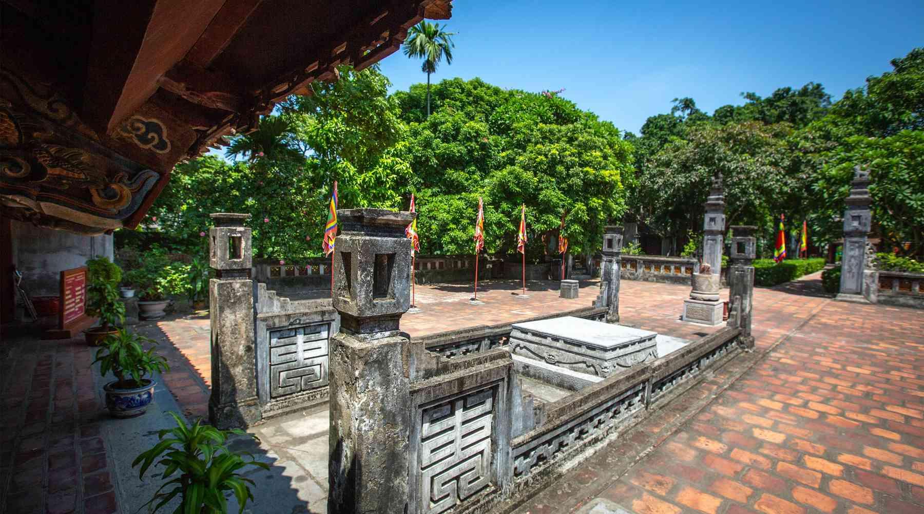 Tempels in Ninh Binh