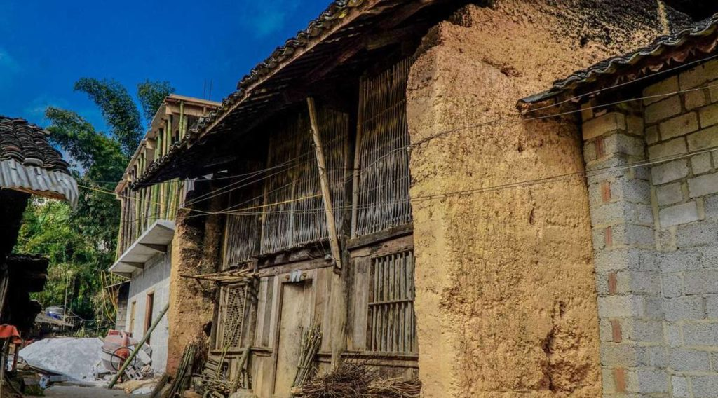 Male dorp in Ha Giang