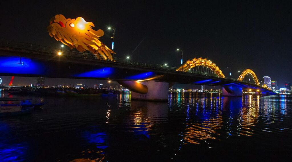 Drakenbrug Da Nang