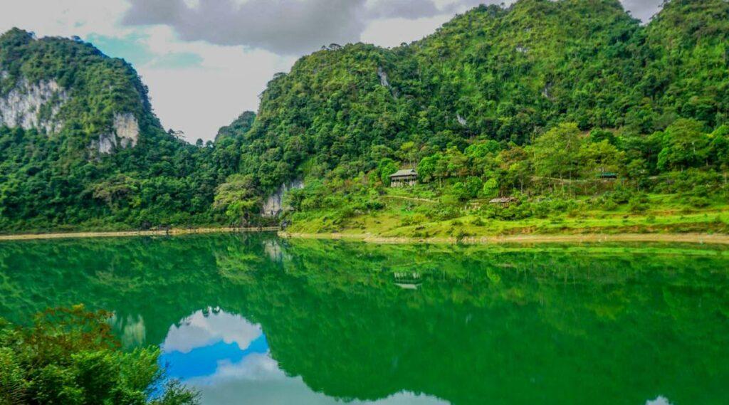 Thang Hen meer in Cao Bang