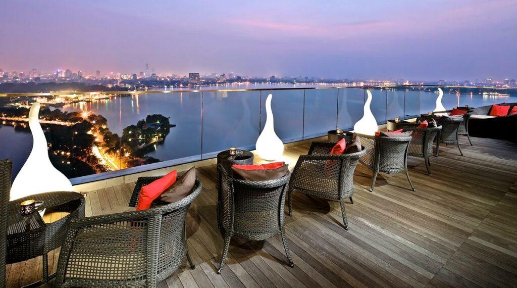 West Lake hotel Hanoi