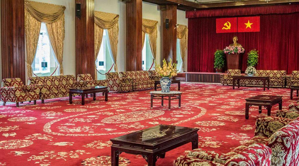 Herenigingspaleis Ho Chi Minh City