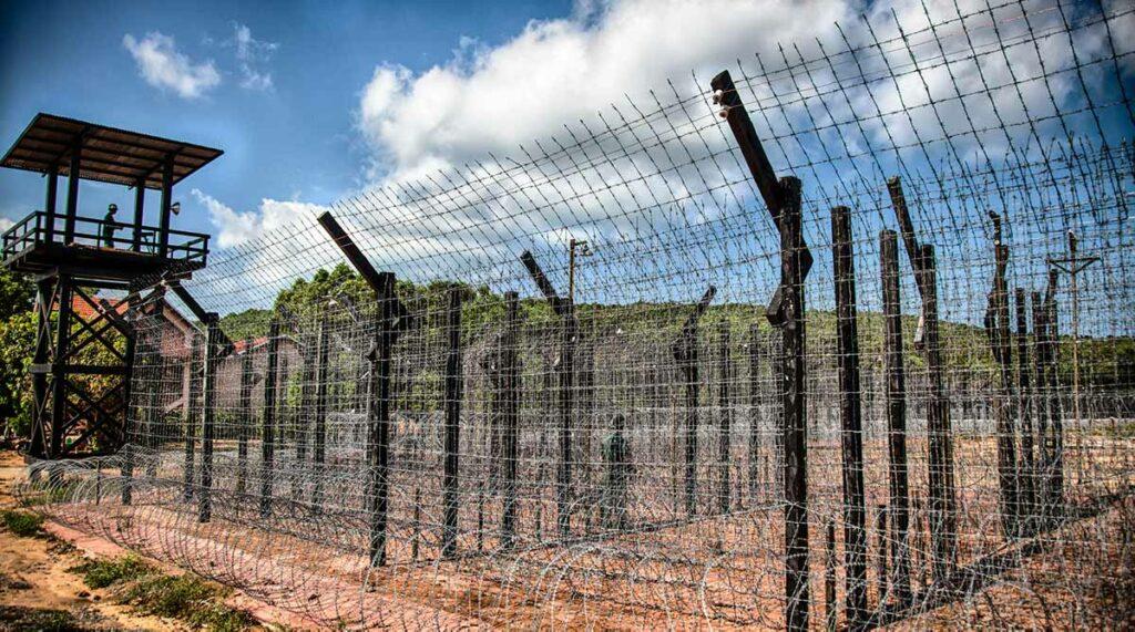 Phu Quoc gevangenis
