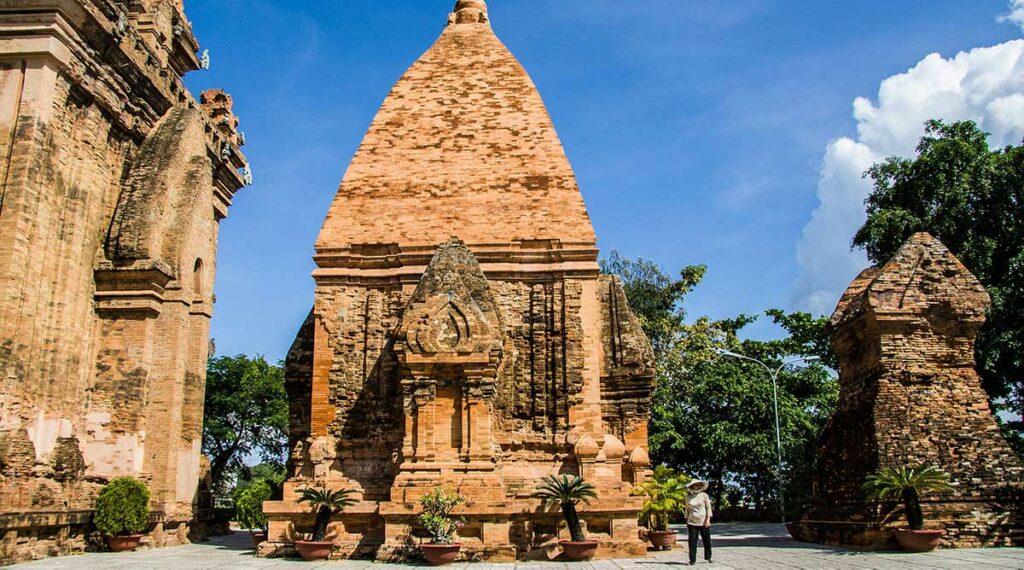 Po Nagar Cham toren in Nha Trang