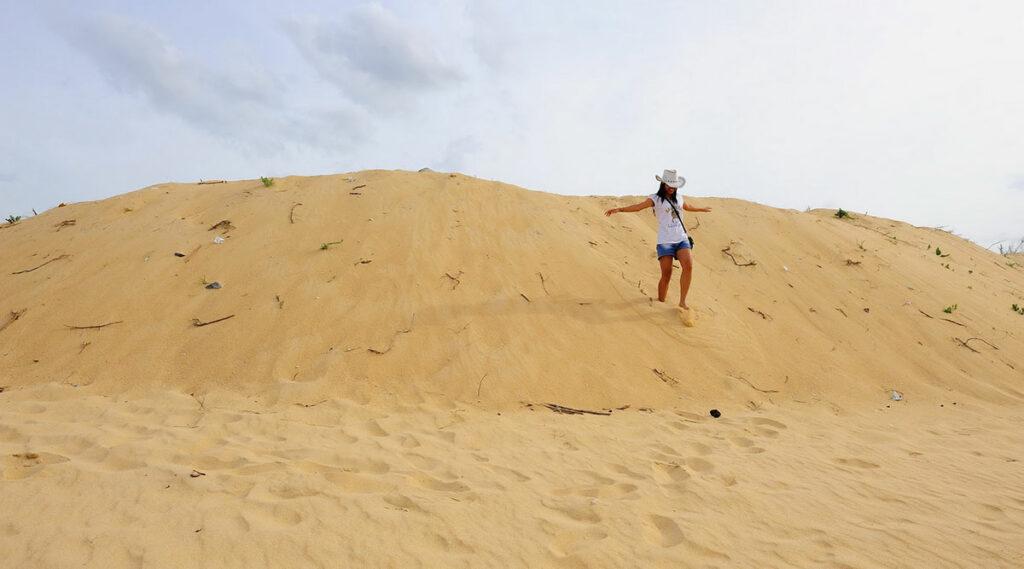 Quy Nhon duinen