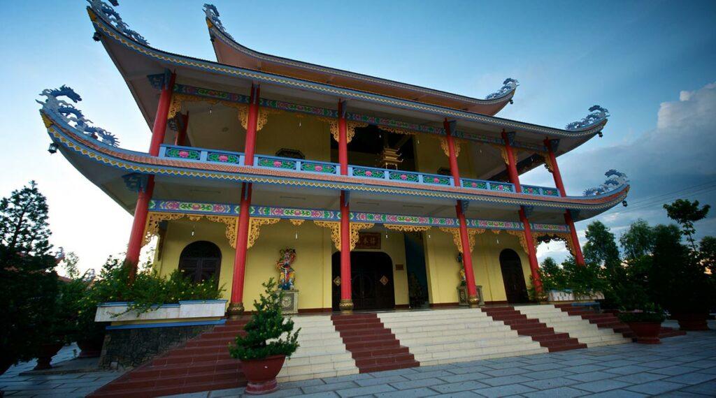 Sam Mountain Mekong Delta