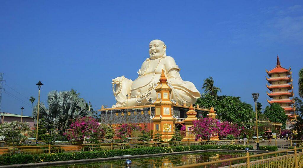 Vinh Trang pagode