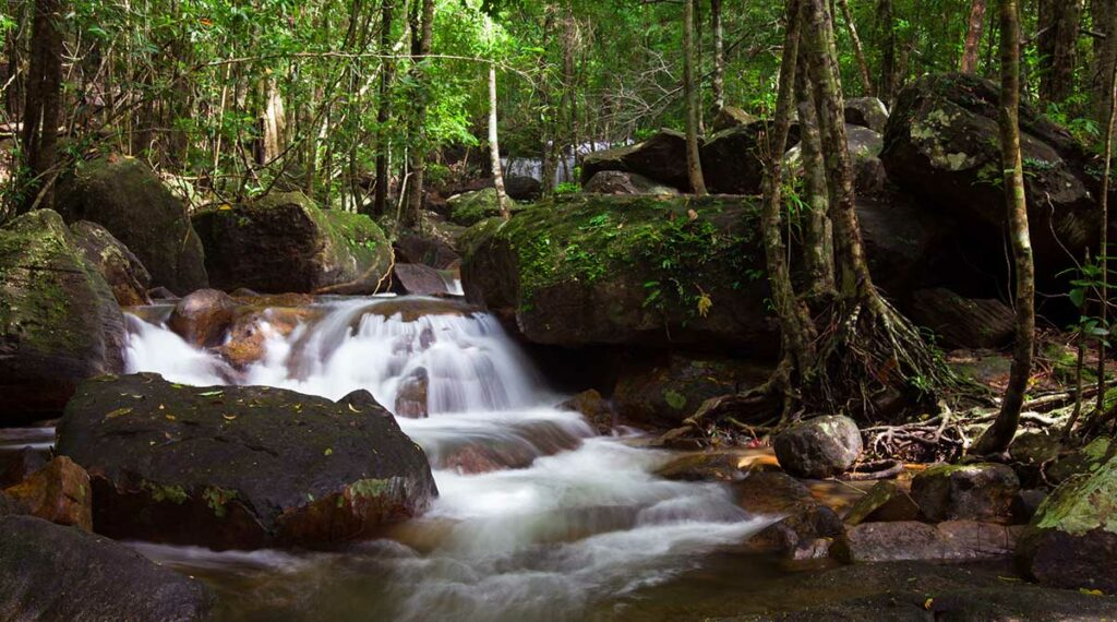 waterval Phu Quoc